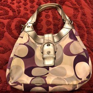 COACH purse/w wallet